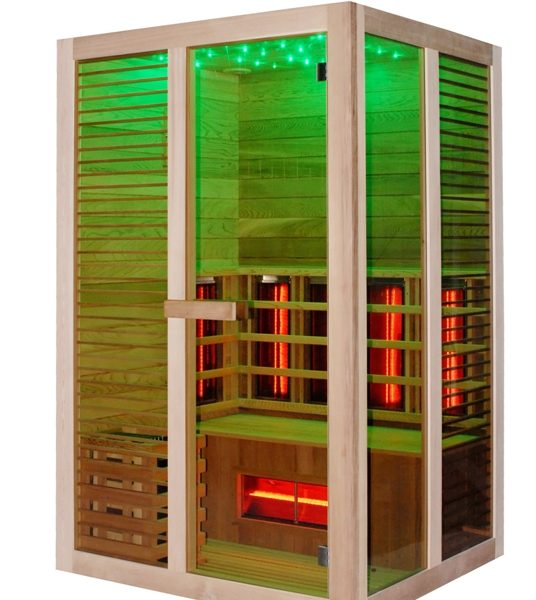 2 Person Canadian Ceder Sauna