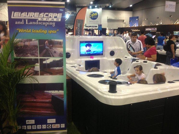 Melbourne pool spa outdoor living expo for Pool show in melbourne