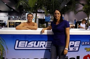 Melbourne pool spa outdoor living expo for Pool show melbourne