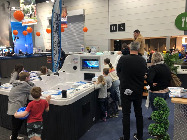 Spa Amp Pool Show August 2019 Leisurescape Spas